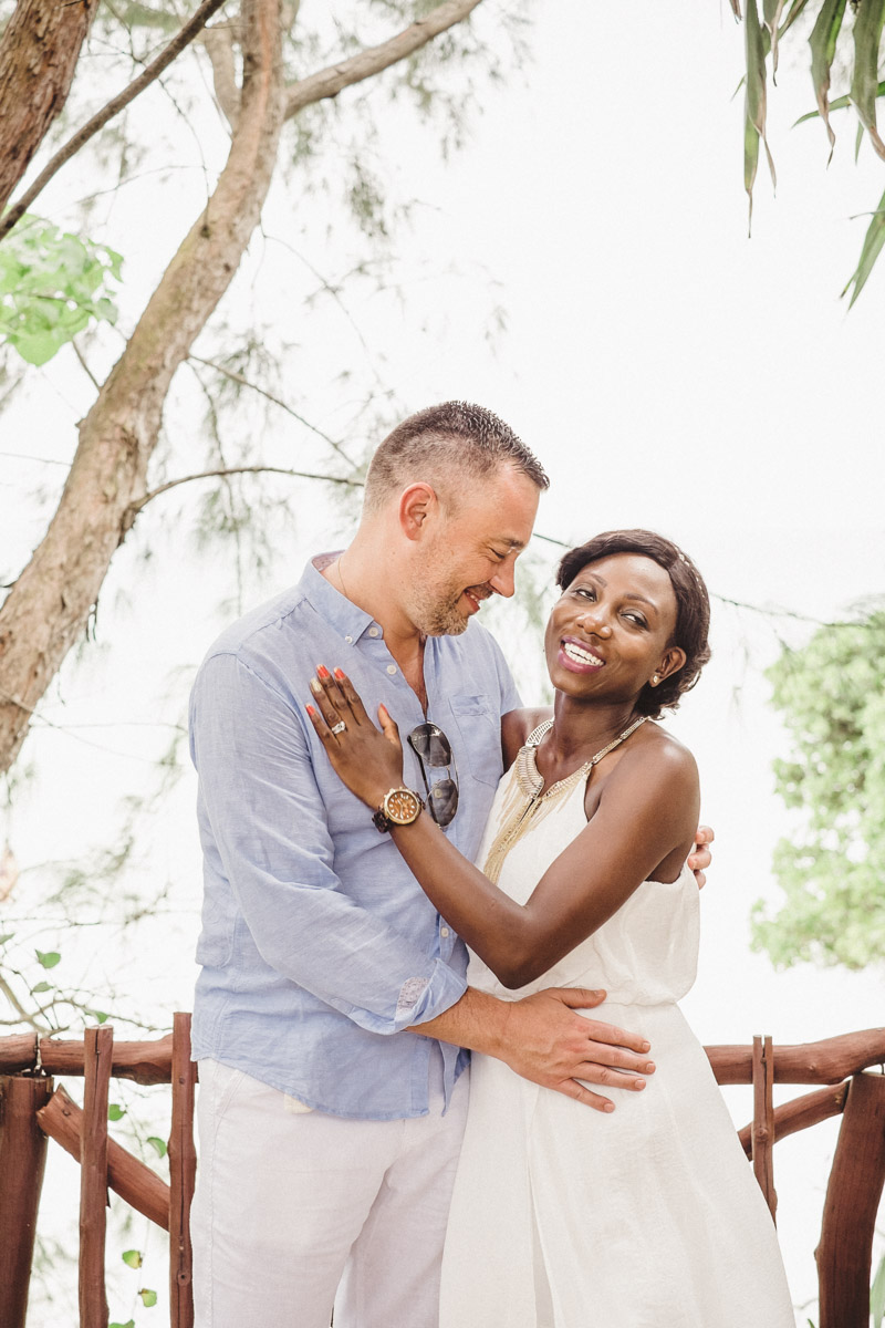 Kenyan Engagement and Honeymoon photographers