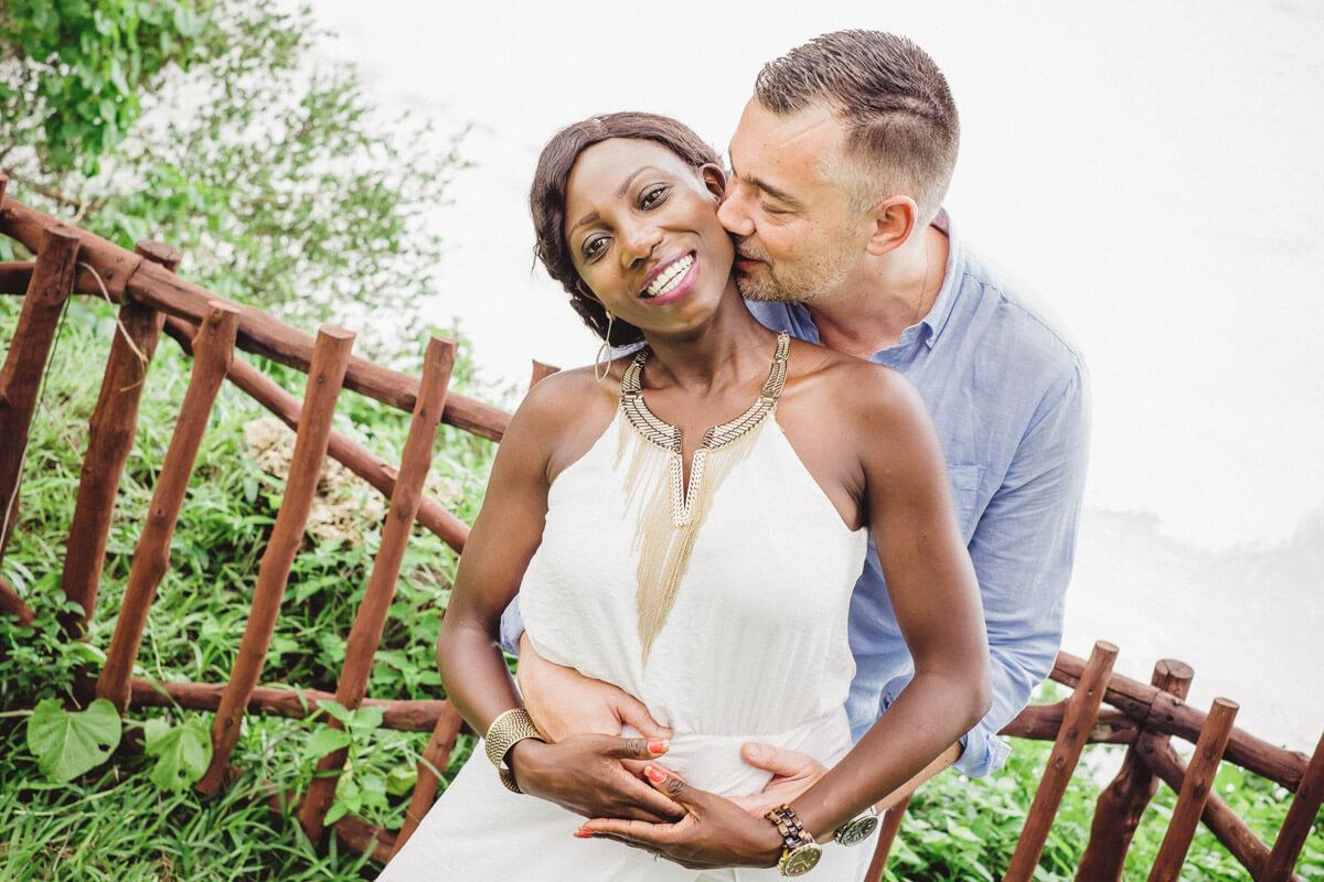 Kenyan Engagement Photos