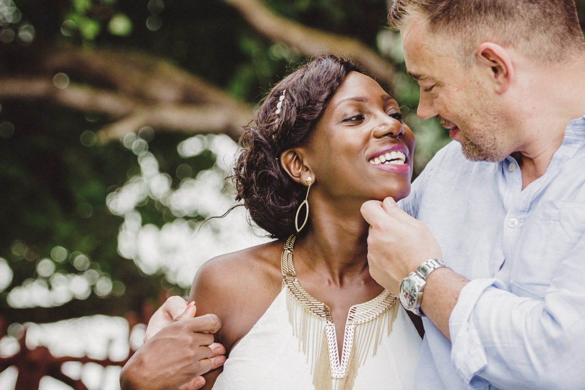 Kenyan Engagement Photography