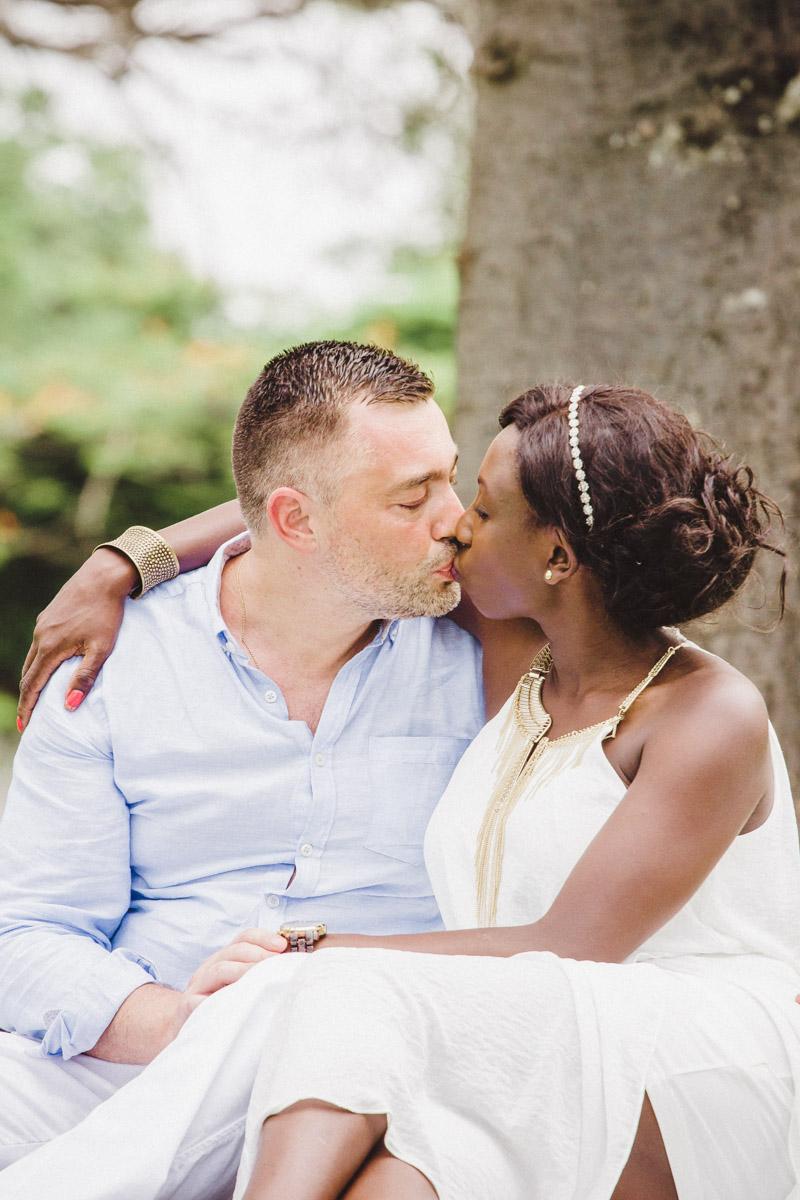 Love Story Kenyan engagement photos