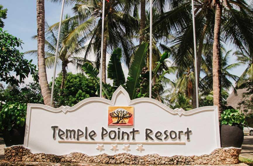 Temple Point Resort Watamu Photography