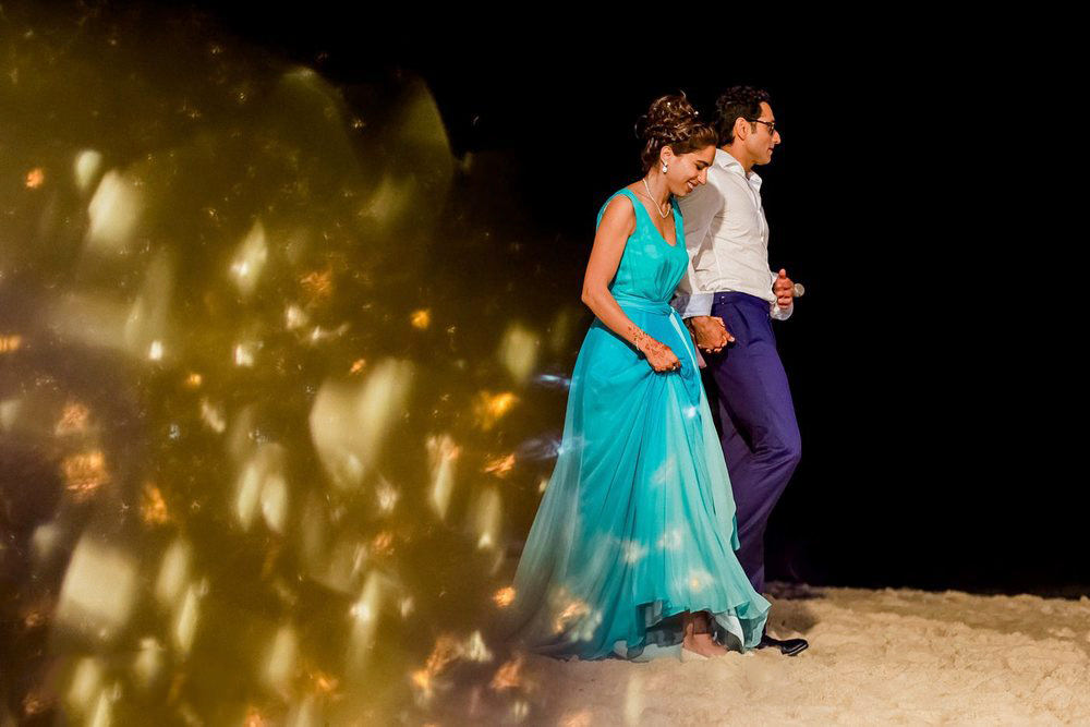 Leopard Beach Romantic Diani Wedding