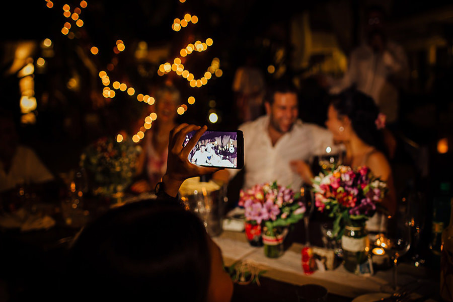 The Best Lighting for your Wedding Evening Reception