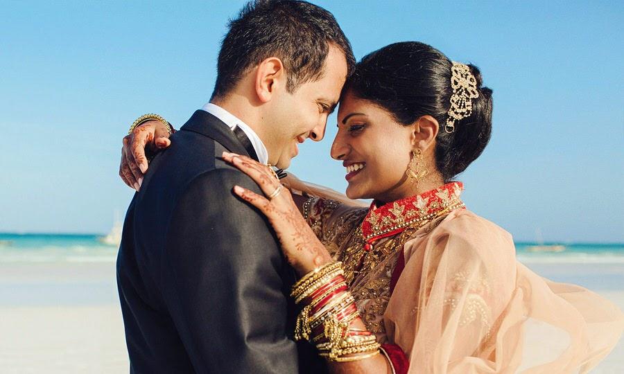 Galu Diani Beach Muslim Wedding