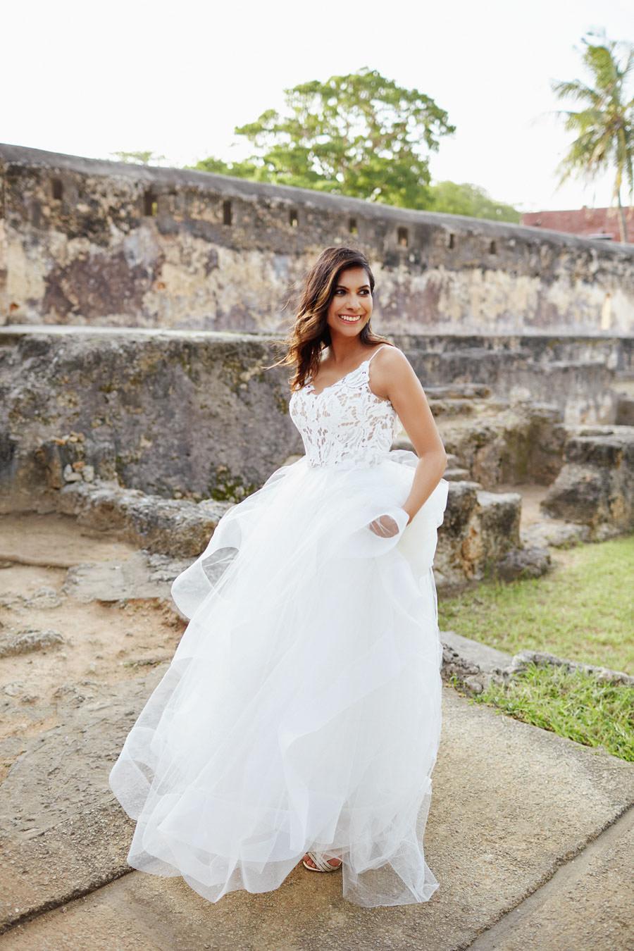 Mombasa Pre Wedding Photography Session Fort Boho Style