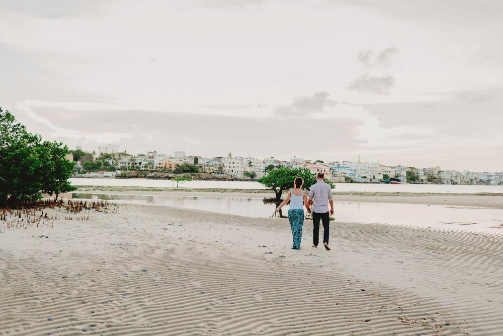 Mombasa English Point Marina Kenyan engagement photo session!