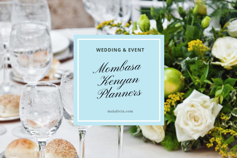 Mombasa Kenyan Coast Wedding & Event Planners