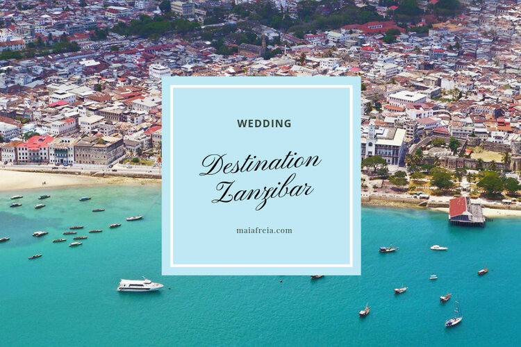 Zanzibar ideal wedding destination