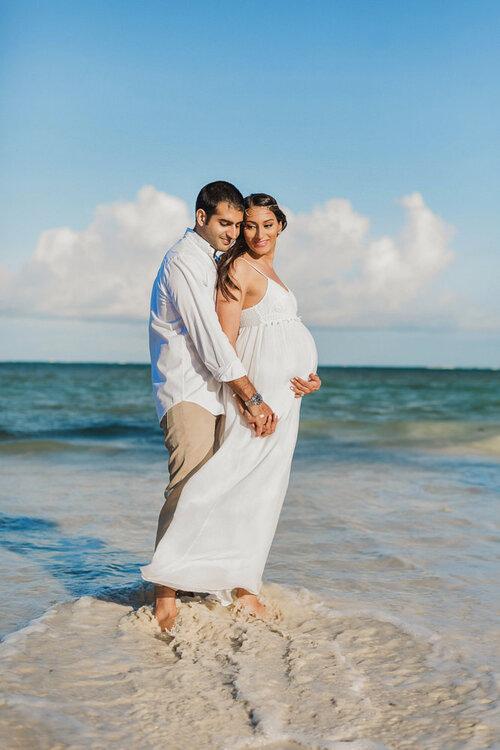 Maternity Photography in Mombasa - Kenyan Coast Family Photographer
