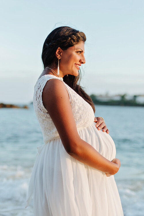 Maternity Photography in Mombasa - Kenyan Coast Photographer