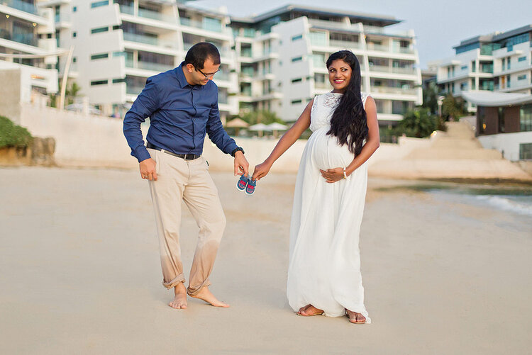 Maternity Photography in Mombasa - Kenyan Coast Family Photographer