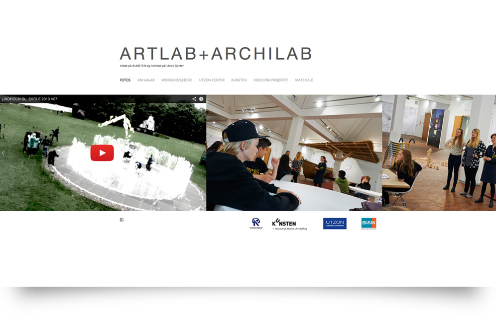 ARTLAB+ARCHILAB har site eget website, som du kan se, ved at klikke på dette billede.