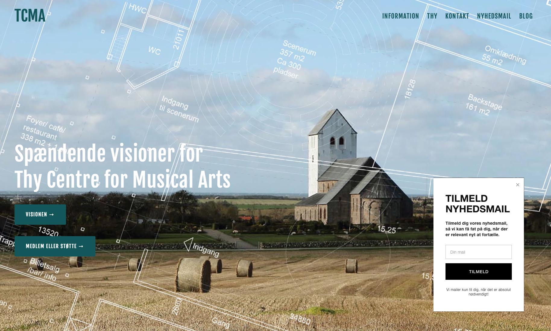 Website: Thy Centre for Musical Arts