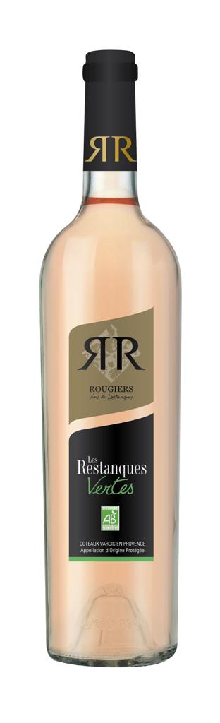Rougiers Restanques Vertes - Organic