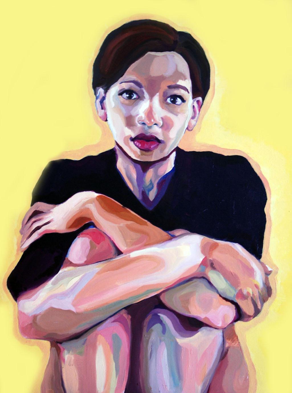 """Yellow"" by Sendra Uebele"