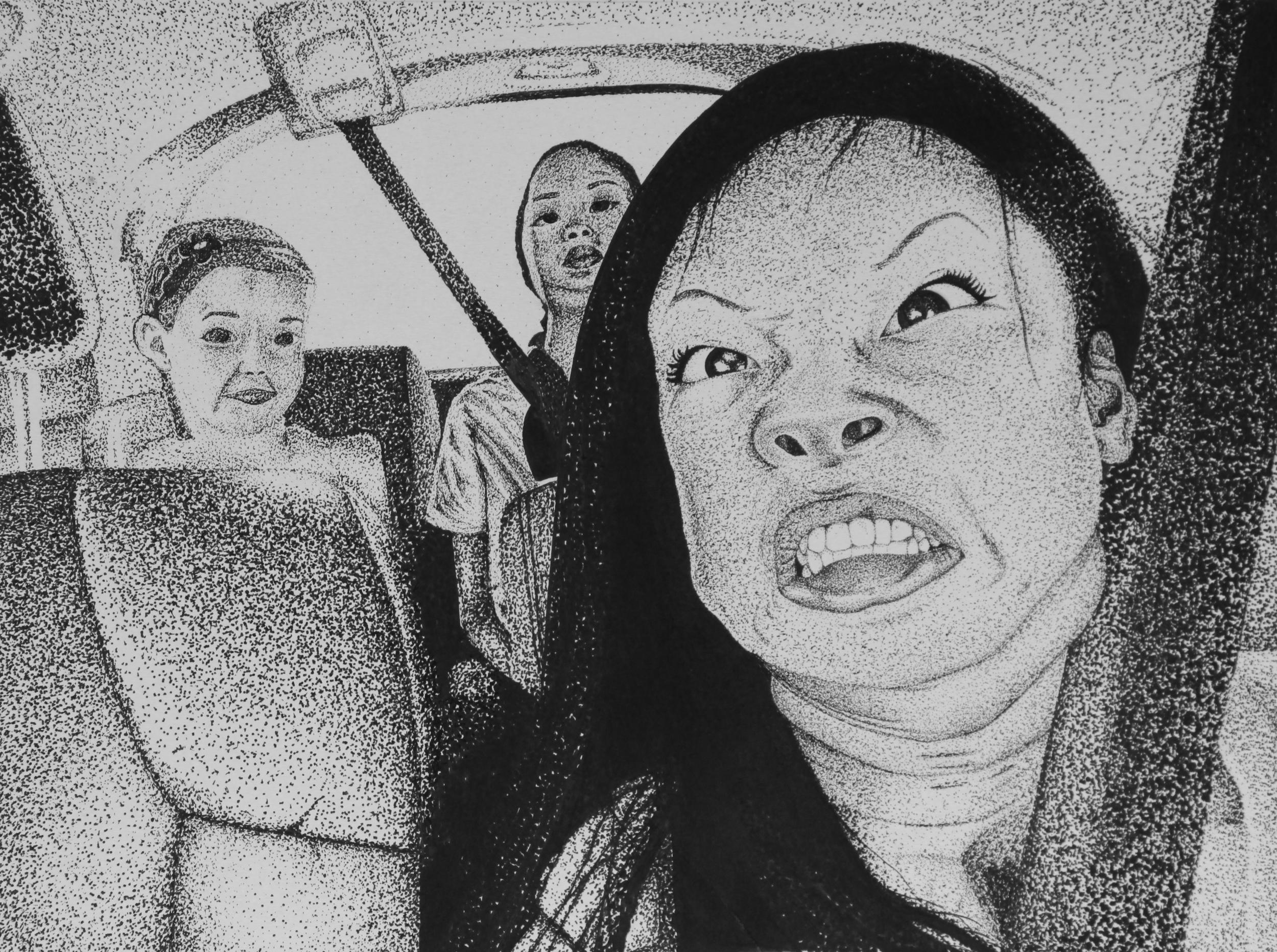 """""""Car Ride"""" by Jenna Trosian"""