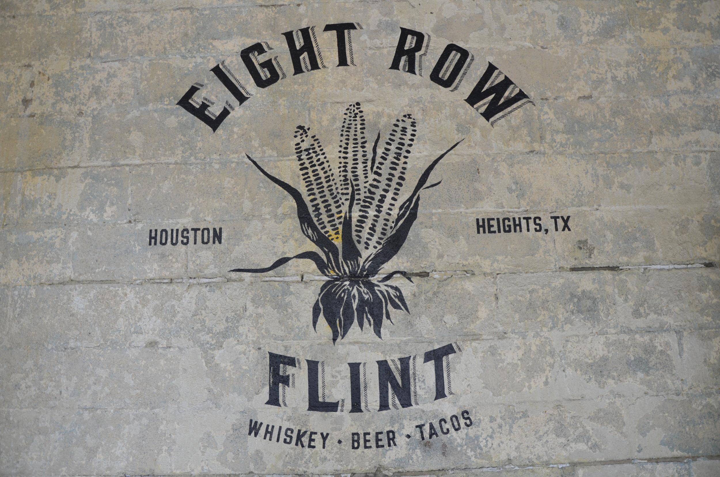 Eight Row Flint