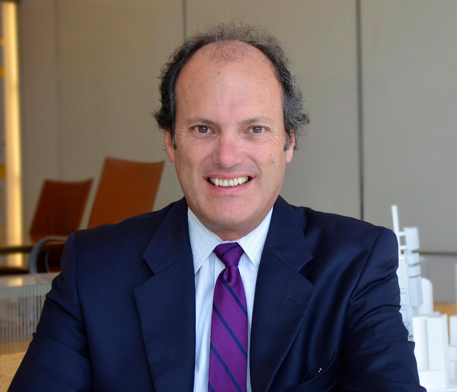 Larry Lander  Principal