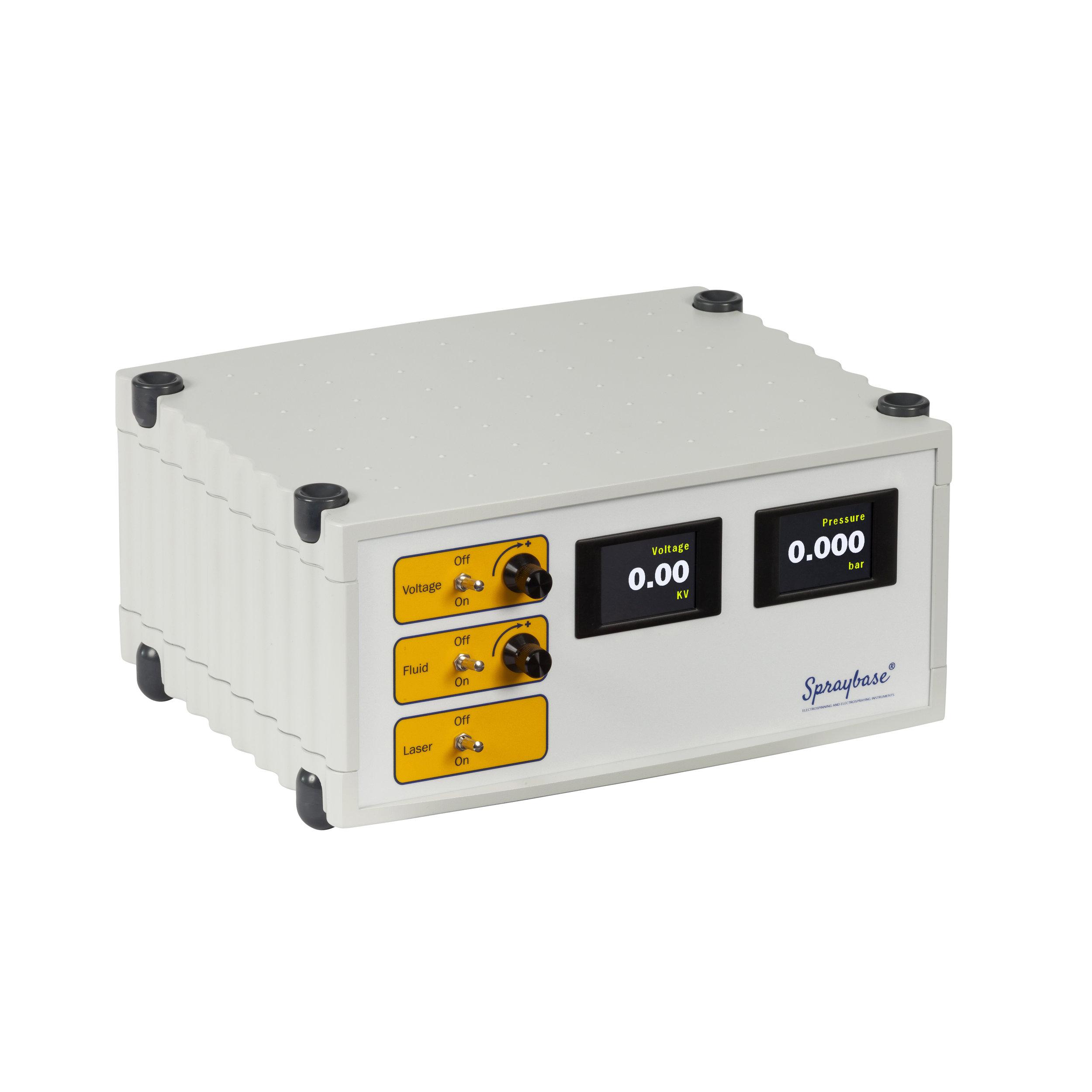 Spraybase® 20 kV, 1 bar Power Supply Controller   A-0047-0001-01