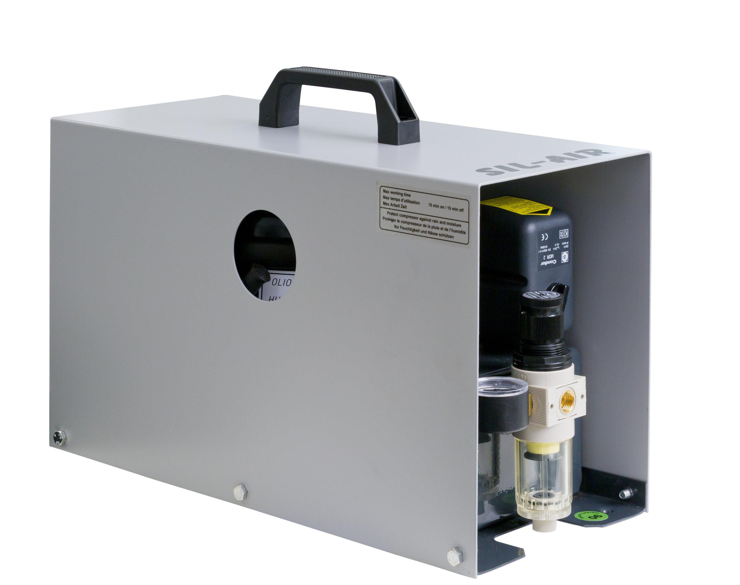 SILENT AIR COMPRESSOR   A-0026-0001-01/A-0027-0001-01