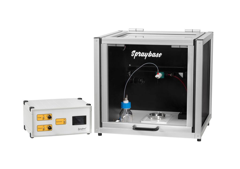electrospraying+spraybase+kit