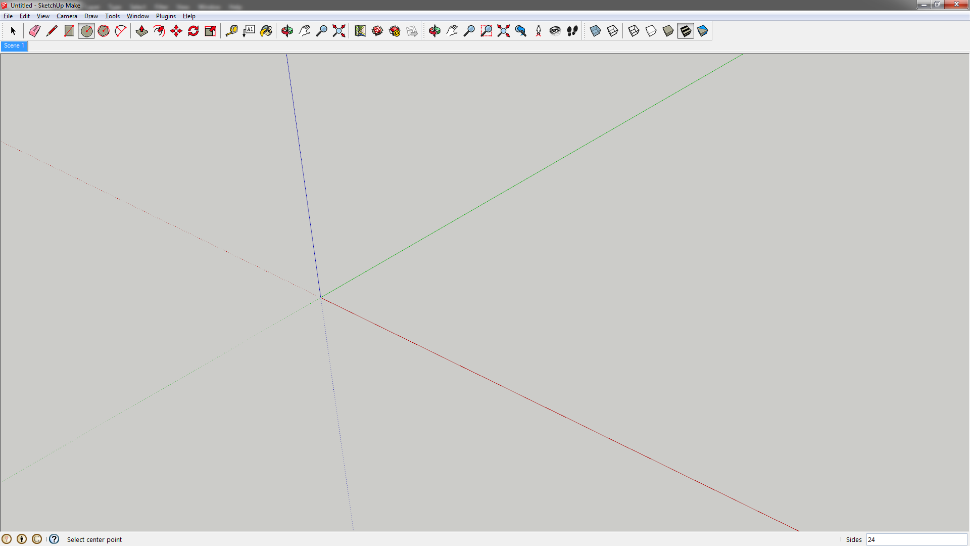 Quick-Tip: Smoother Circles and Arcs in SketchUp — Mike Lee