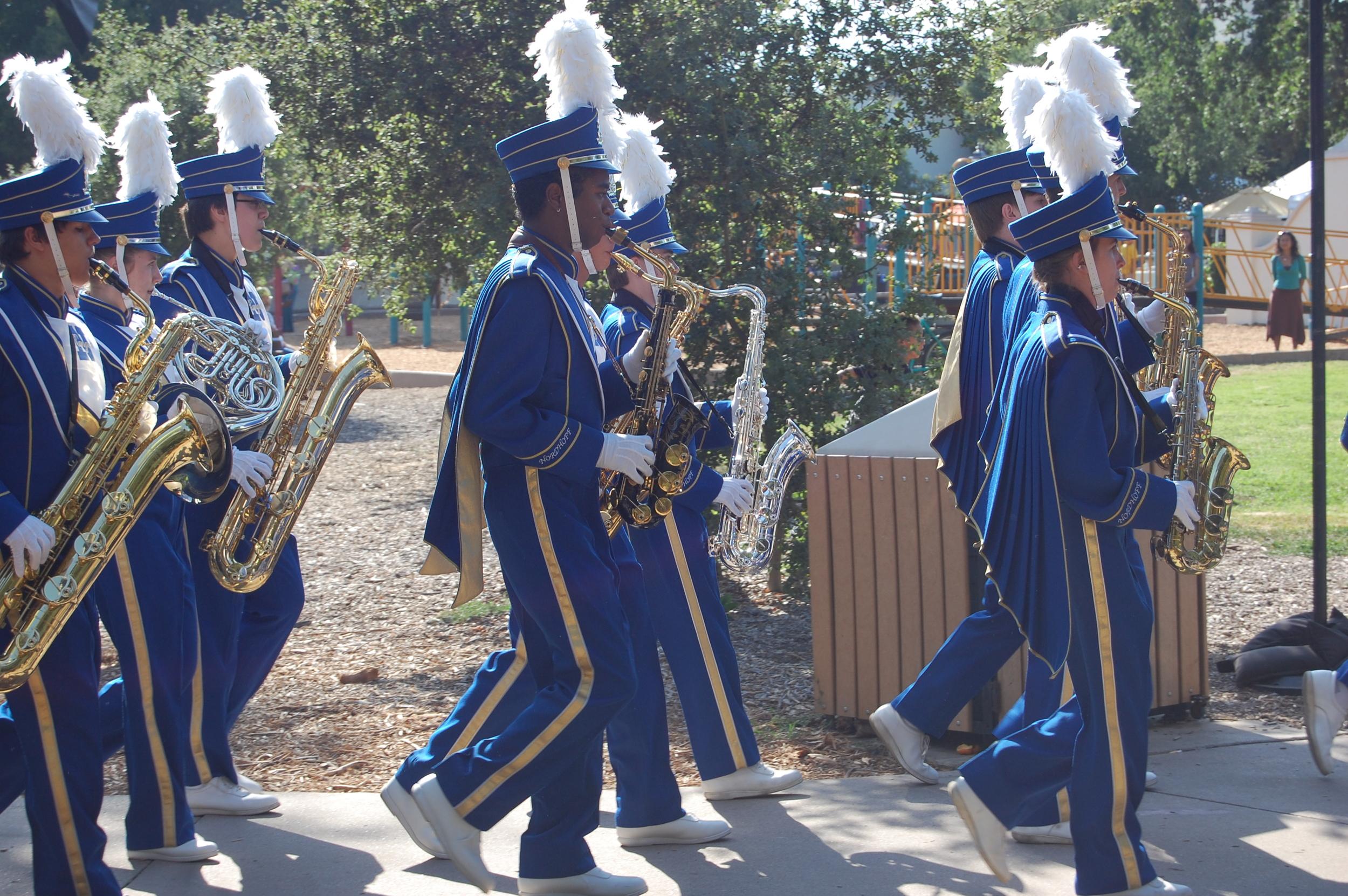 Nordoff High School Band of Ojai