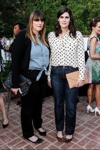 Kate and Laura Mulleavy - Photo Credit Stefanie Keenan