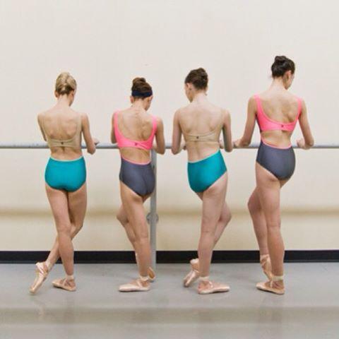 Pittsburgh Ballet Theatre Company members in Jule Dancewear