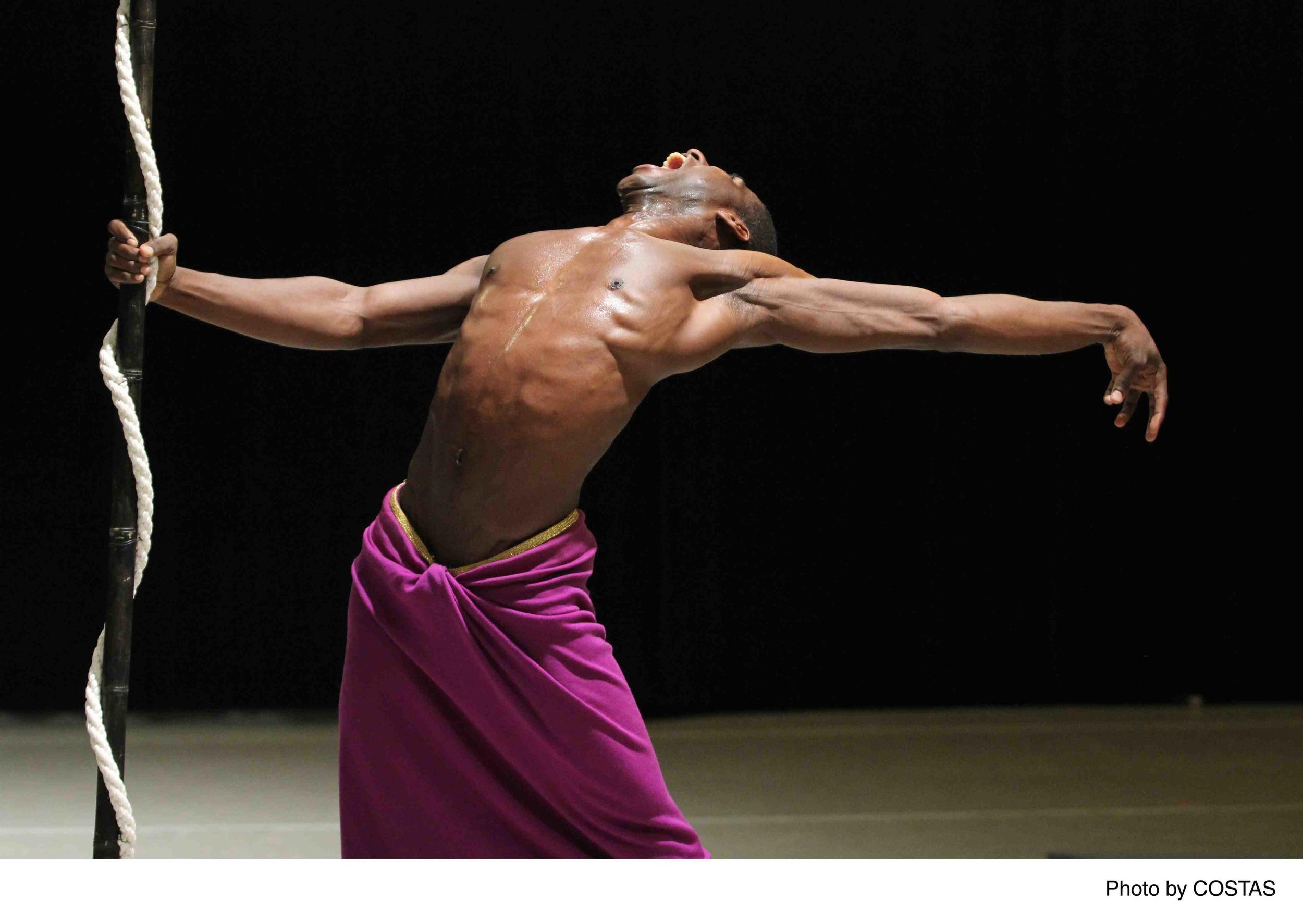 Martha Graham Dancer Lloyd Knight