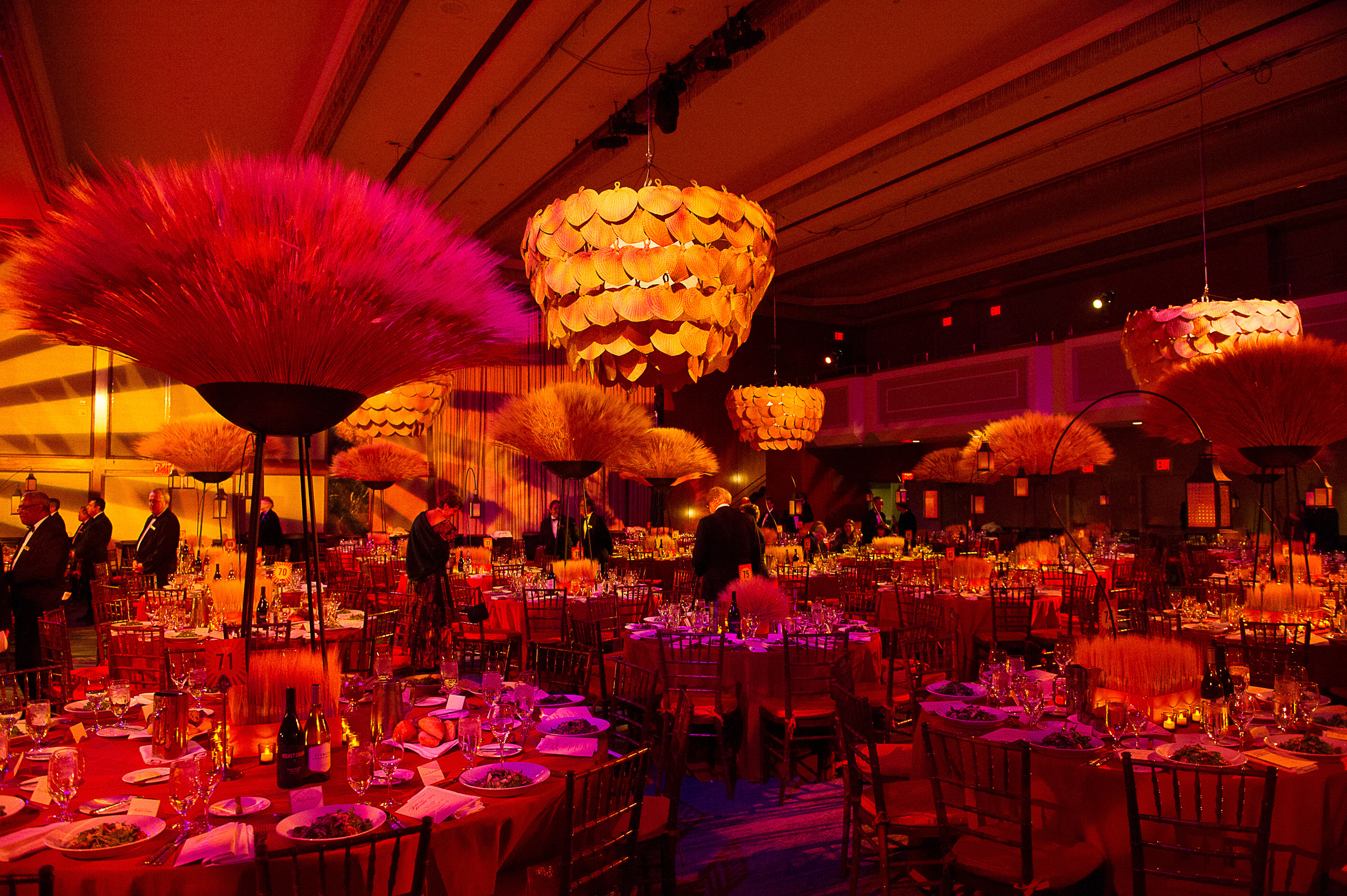 Alvin Ailey's 2014 Opening Night Gala. Photo by Christopher Duggan
