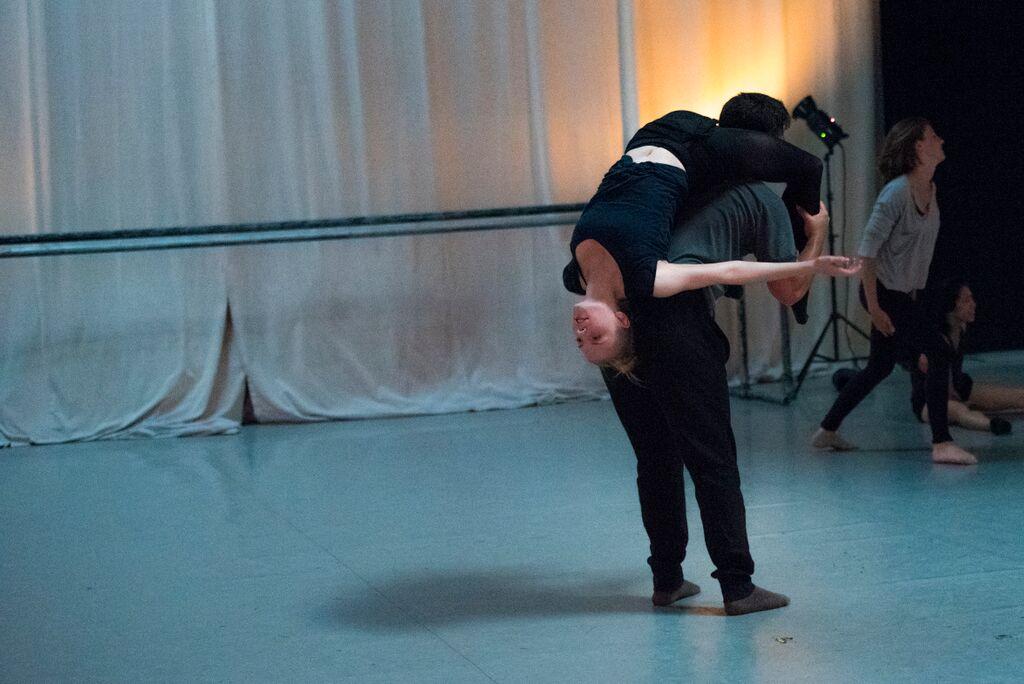 © Photo's by Carl Shrawder. Dancers: Jacob Jonas and Saxon   Co  té