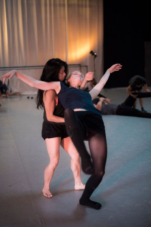 © Photo's by Carl Shrawder. Dancers: Marissa Labog and Saxon   Co  té