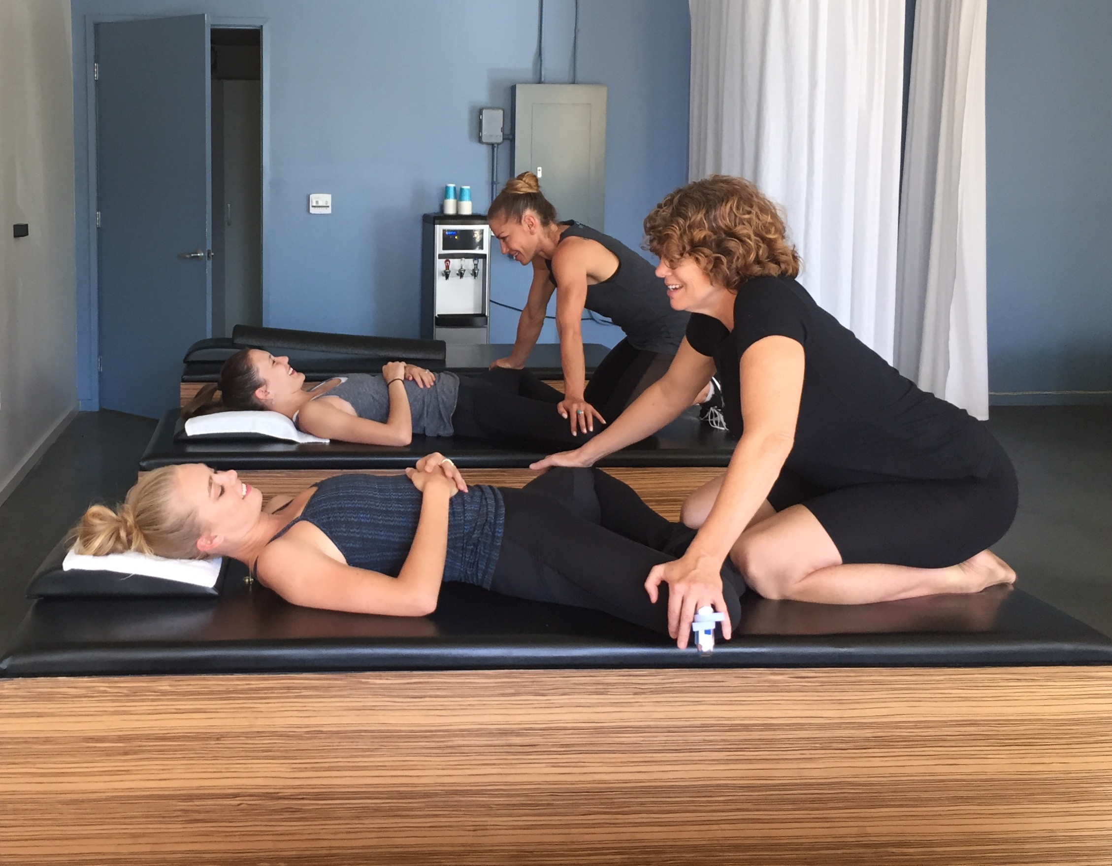 Allyssa Bross, a principal dancer with the  Los Angeles Ballet  on her 7th season, knows how important it is to stretch. Recently, she tried out Venice Beach's new  Stretch Lab , and she loved it.
