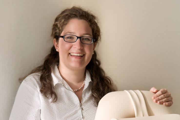 Kundenstimme - Lucia Hayward-Kälin / Podologin SPV, Einsiedeln