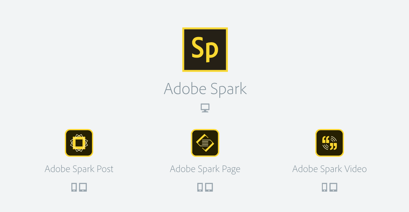 Adobe Spark - Geschichten schnell erzählt