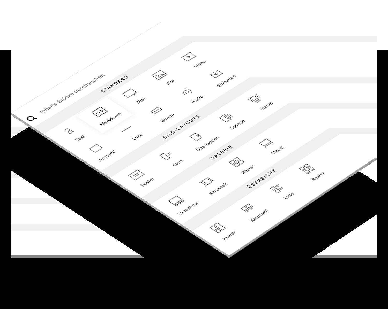 Einfach im Unterhalt - Immer Aktuell. Inhalte können direkt im Browser editiert werden, ohne Installation von Software. Fotos und andere Medien können mittels Drag & Drop Funktion blitzschnell eingefügt werden.