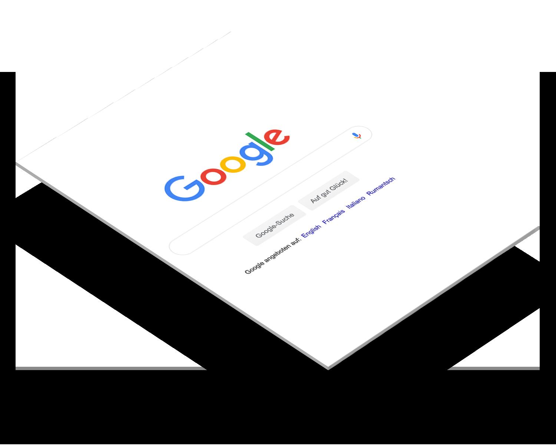 SEO - Ein gute Position in Google & Co dank Keyword optimiertem Inhalt und gezieltem Content Marketing. Mit klarem Konzept zu mehr Sichtbarkeit in Suchmaschinen.