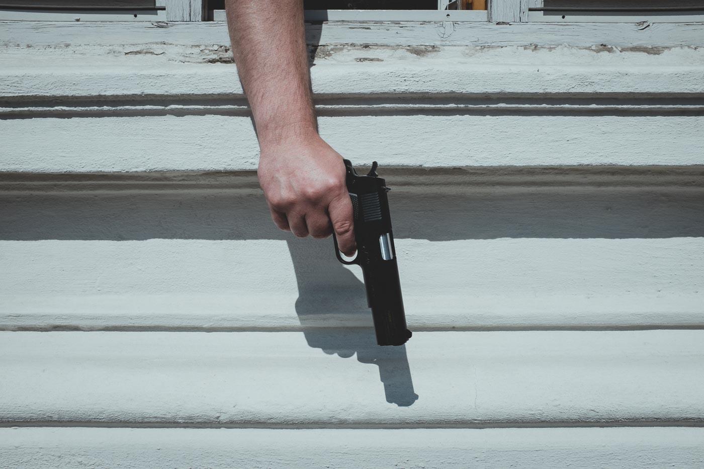 Gun Man  © Alan Thomas Duncan Wilkie-1.jpg
