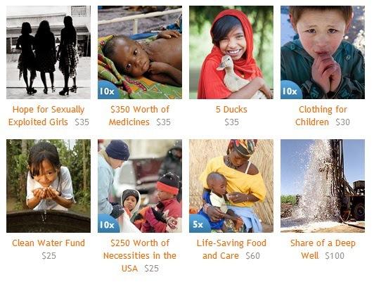 World Vision gift catalog gifts.jpg