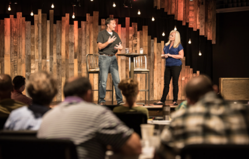 Barrett and Jenifer Johnson have taught tens of thousands of parents how to help their kids navigate our hyper-sexualized culture. Whether given in a school, a church, or a community center, their message is always researched-based, practical, and encouraging.