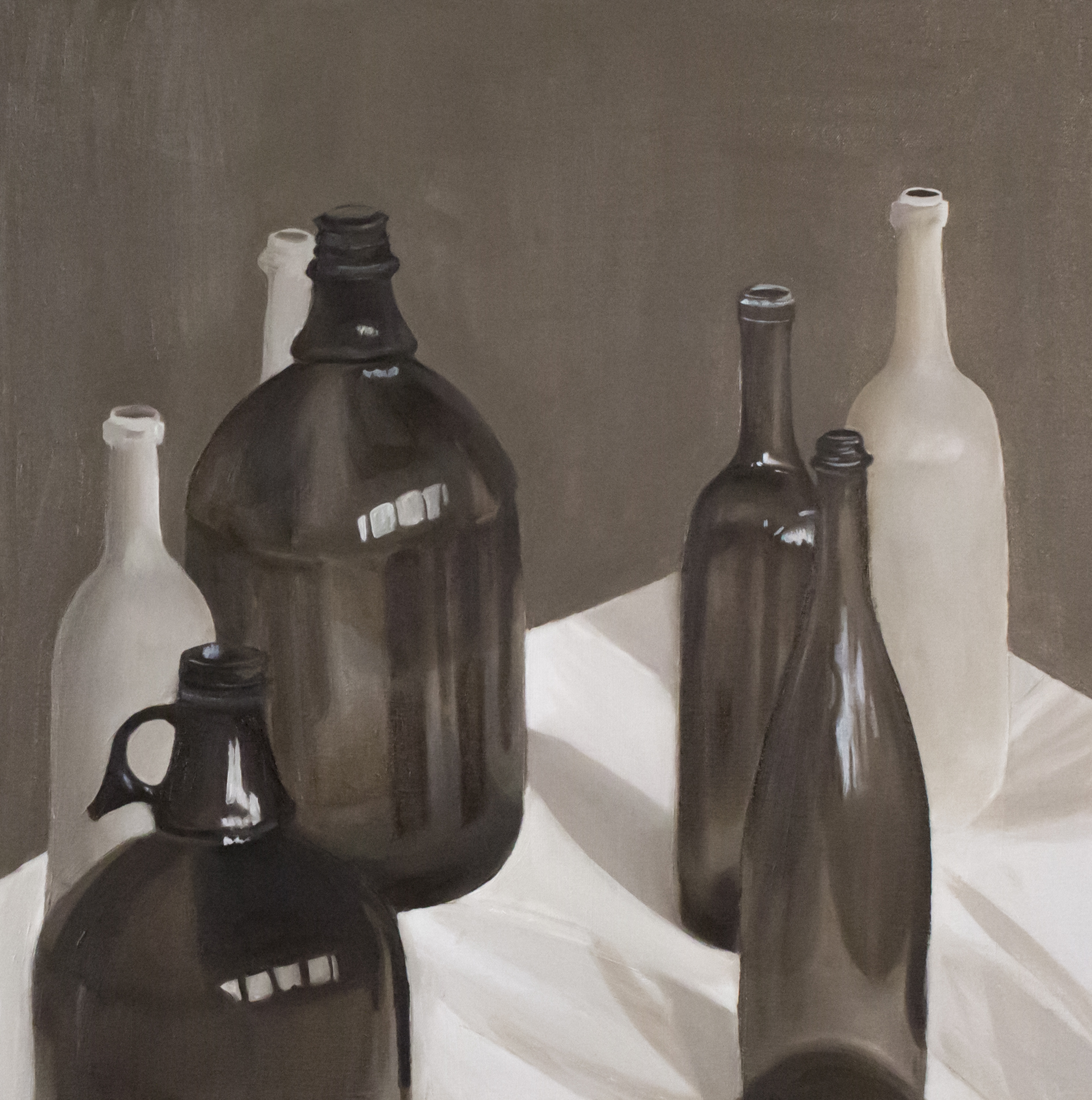 Painting Fundamentals Grisaille