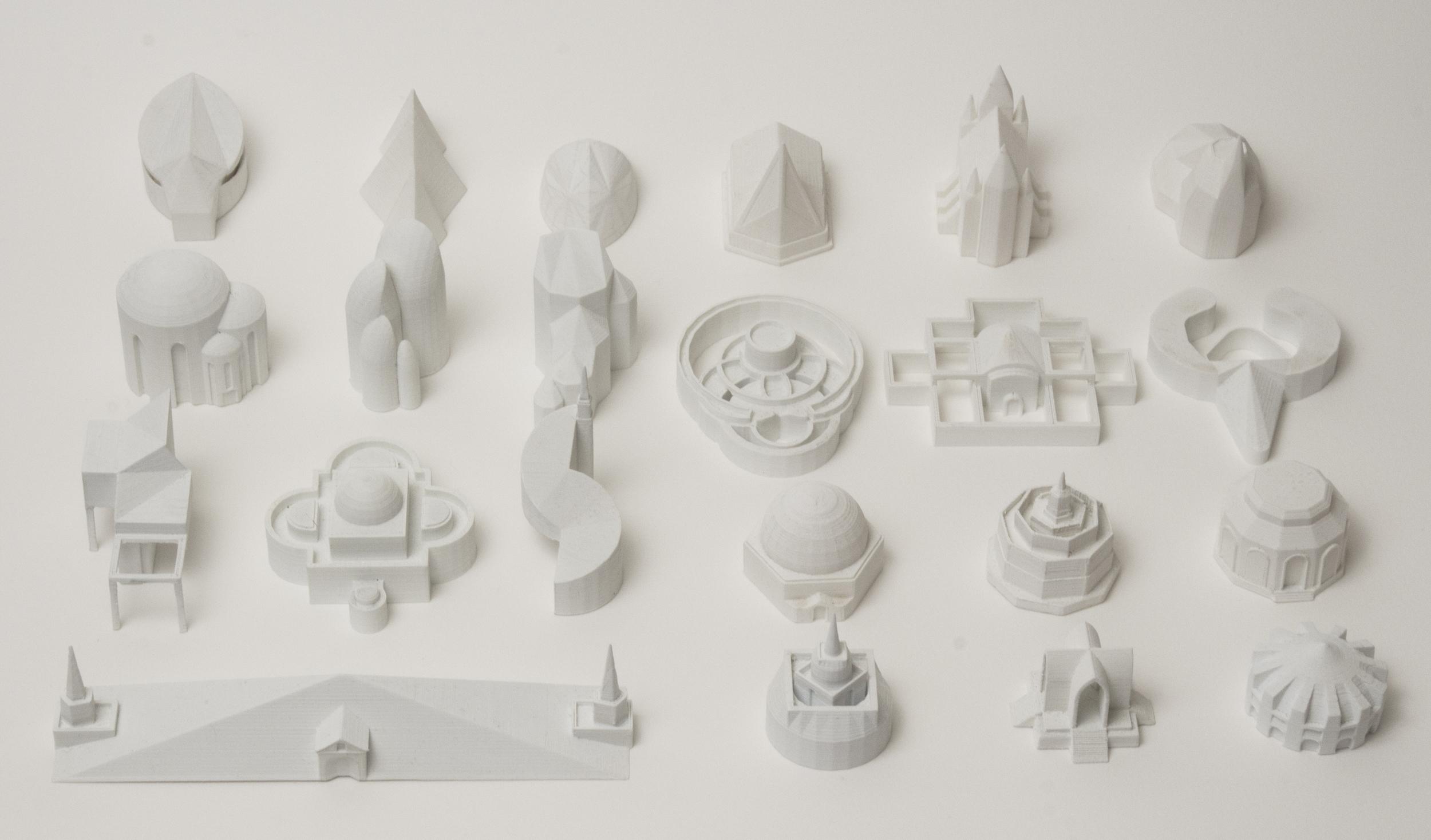 Models for a Utopian Plat