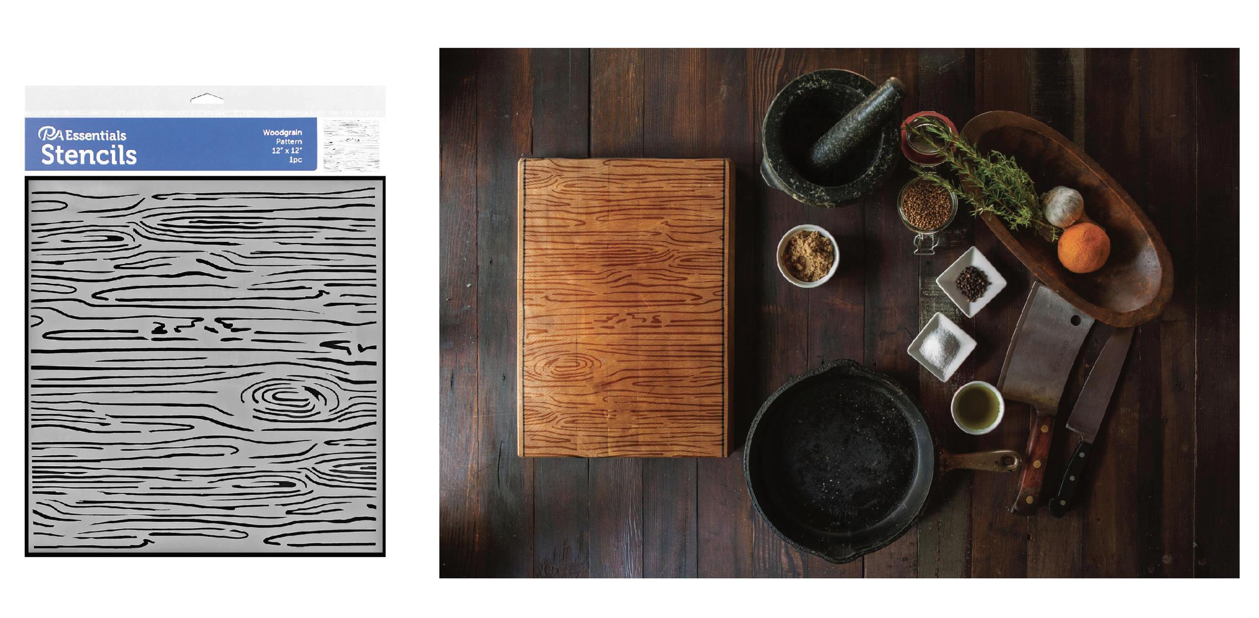 Stencil design & packaging