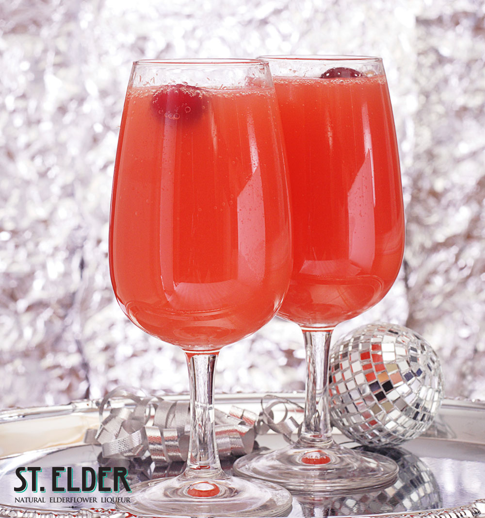 cranberry dancer cocktail
