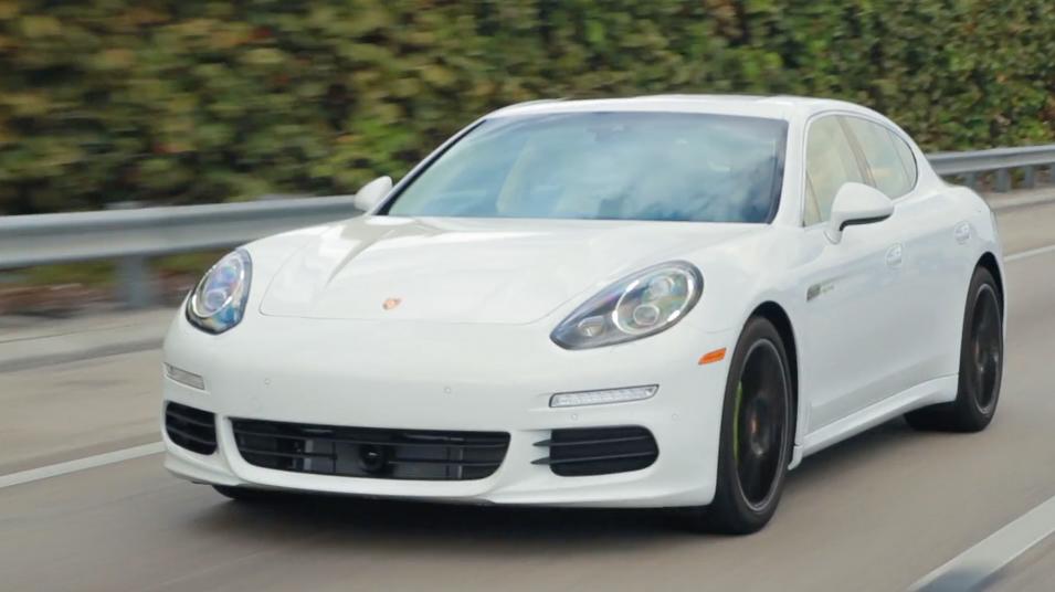 Porsche® E-Hybrid Challenge (Excerpt)
