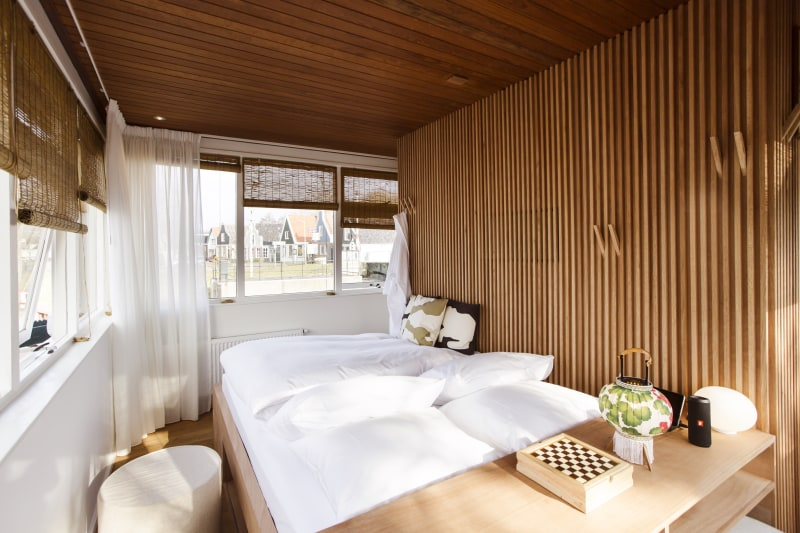 Domino | A New Hotel Lets Guests Reside Right on Amsterdam's Canals