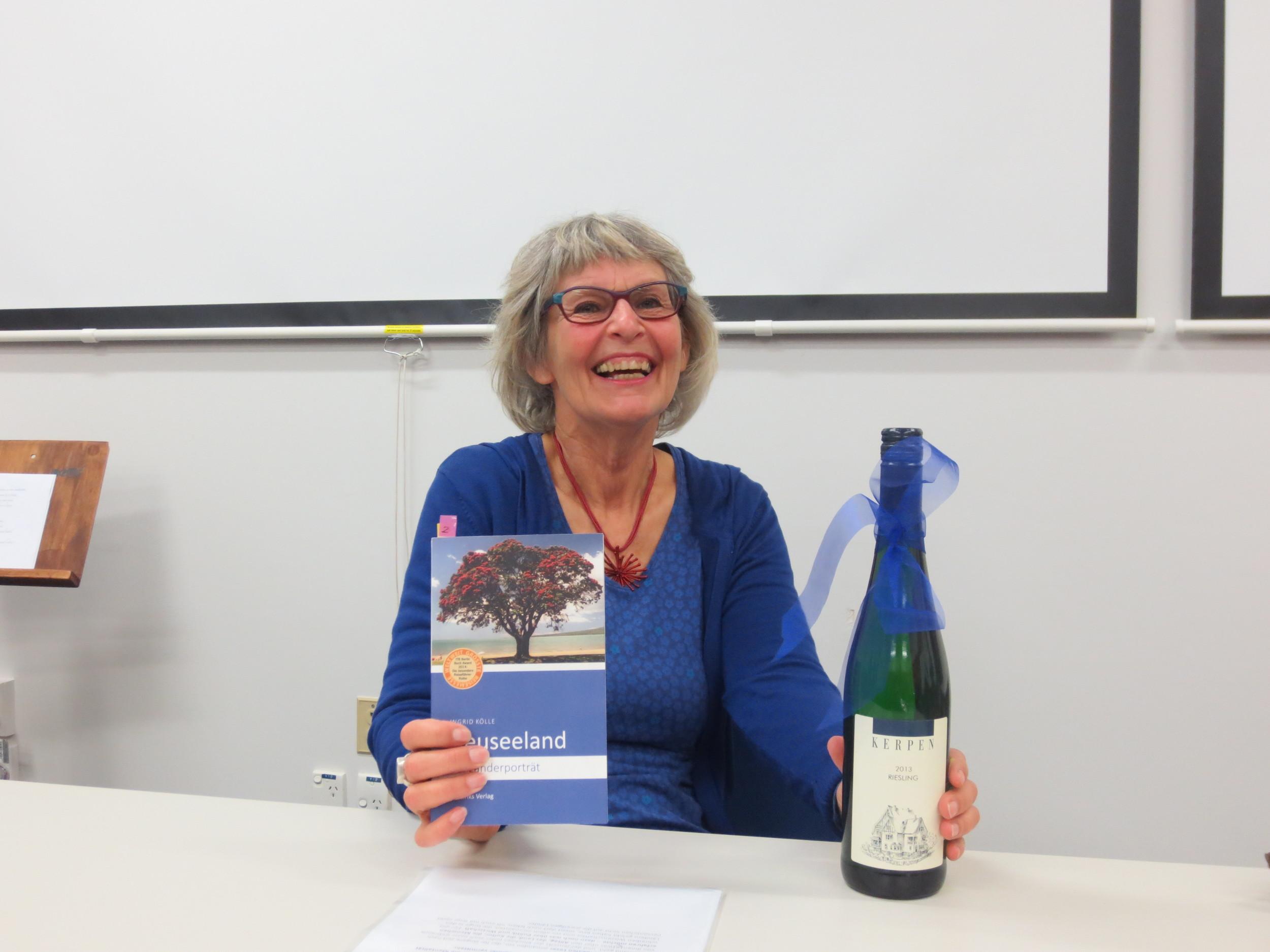 Ingrid Kölle @Doris Evans