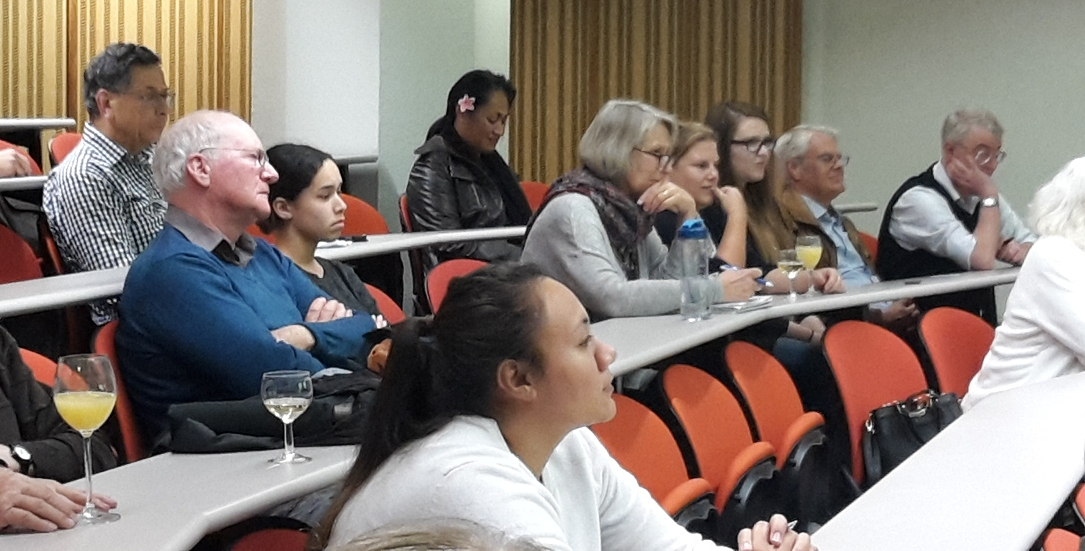 Audience University of Auckland