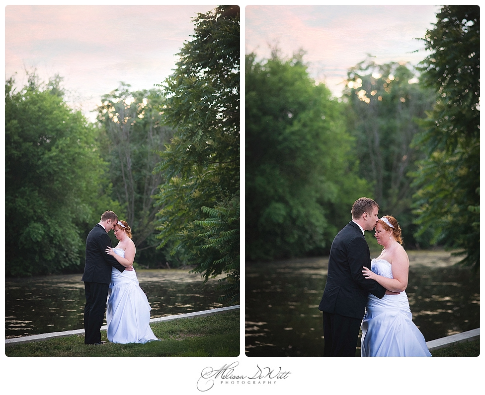 Aaaaand OF COURSE I snuck them outside for an image at sunset!!! So glad that I did!